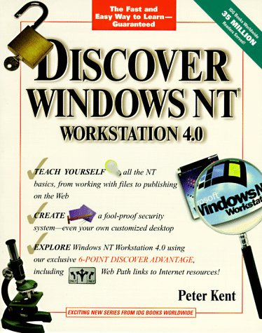 9780764580253: Discover Windows NT Workstation 4.0