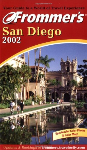 9780764582882: Frommer's San Diego 2002