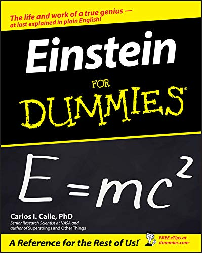 9780764583483: Einstein For Dummies