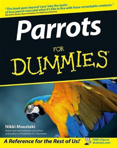9780764583537: Parrots For Dummies