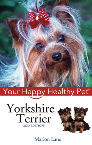 9780764583858: Yorkshire Terrier: Your Happy Healthy Pet