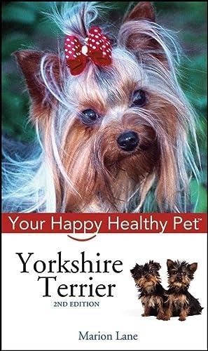 9780764583858: Yorkshire Terrier: Your Happy Healthy Pet