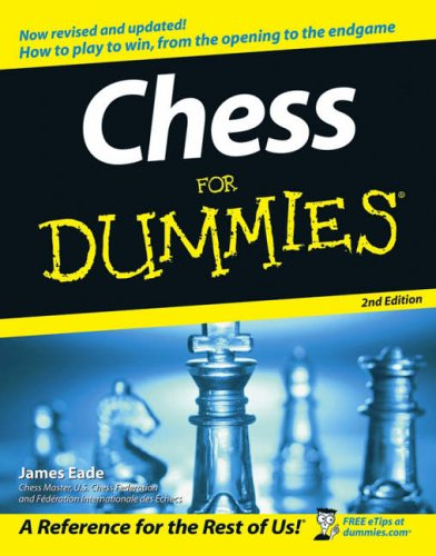 9780764584046: Chess For Dummies