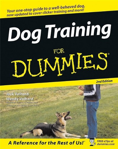 9780764584183: Dog Training For Dummies