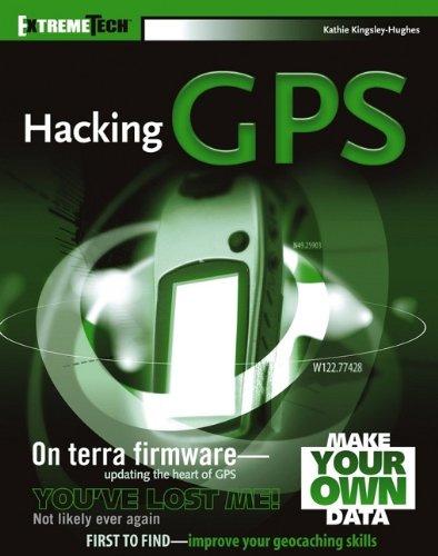 9780764584244: Hacking Gps