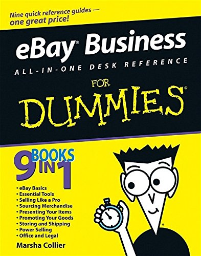 9780764584381: eBay Business All-in-One Desk Reference For Dummies