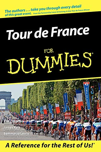 Tour De France For Dummies: Phil Liggett, James