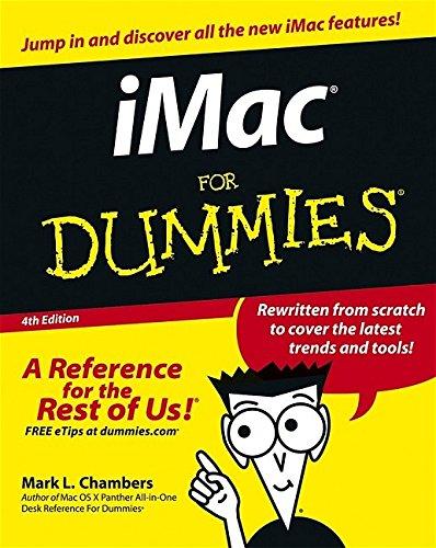 9780764584589: iMac For Dummies