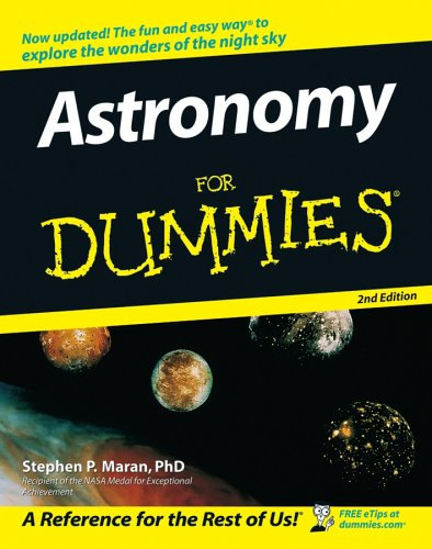 9780764584657: Astronomy For Dummies