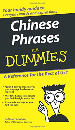 9780764584770: Chinese Phrases For Dummies