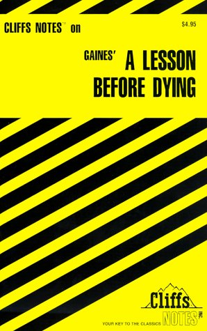 9780764585036: A Lesson before Dying