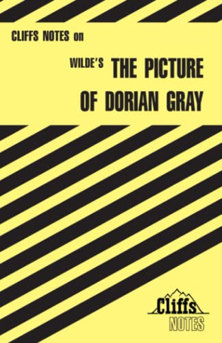 9780764585067: CliffsNotes on Wilde's The Picture of Dorian Gray (Cliffsnotes Literature Guides)