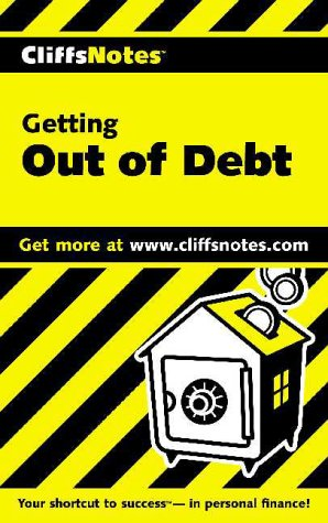 9780764585135: CliffsNotes Getting Out of Debt (Cliffsnotes Literature Guides)