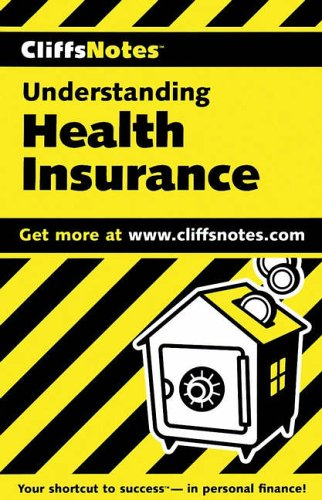 9780764585142: CliffsNotes Understanding Health Insurance