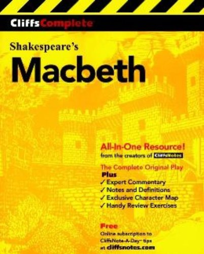 9780764585722: Cliffscomplete Macbeth
