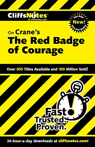 9780764585791: CliffsNotes on Crane's The Red Badge of Courage (Cliffsnotes Literature Guides)