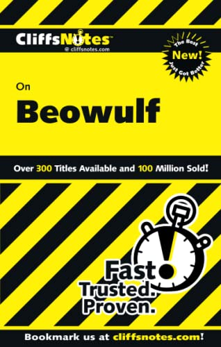 9780764585807: CliffsNotes Beowulf
