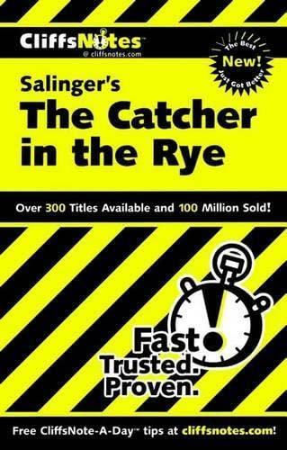 CATCHER IN THE RYE: SALINGER JD