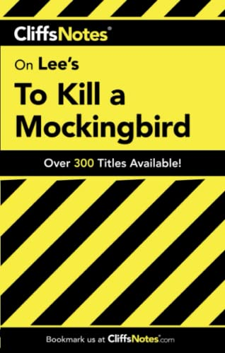 On Lee's To Kill a Mockingbird (Cliffs: Cliffs, Tamara Castleman,