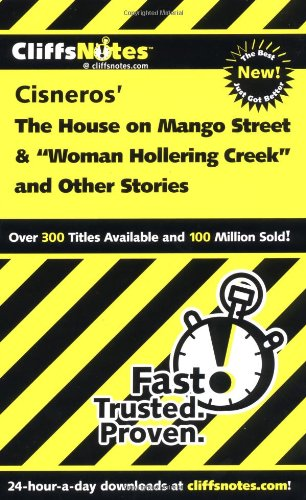 9780764586538: CliffsNotes on Cisnero's The House on Mango Street & Woman Hollering Creek and Other Stories (Frommer's)