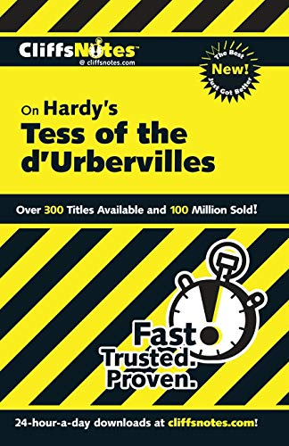 9780764586583: CliffsNotes on Hardy's Tess of the d'Urbervilles (Cliffsnotes Literature Guides)