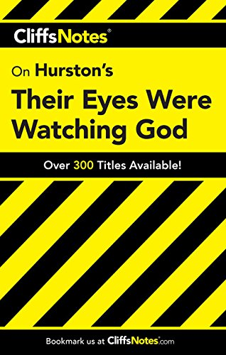 9780764586613: CliffsNotes on Hurston's Their Eyes Were Watching God (Cliffsnotes Literature Guides)