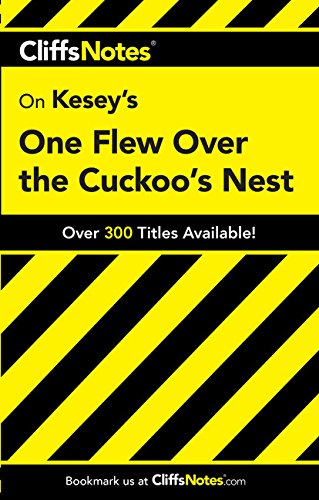 9780764586620: CliffsNotes on Kesey's One Flew Over the Cuckoo's Nest (Cliffsnotes Literature Guides)
