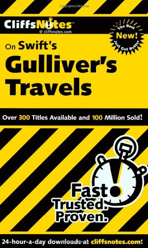 9780764586781: On Swift's Gulliver's Travels (Cliffs Notes)