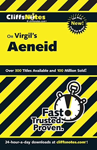 9780764586804: CliffsNotes on Virgil's Aeneid