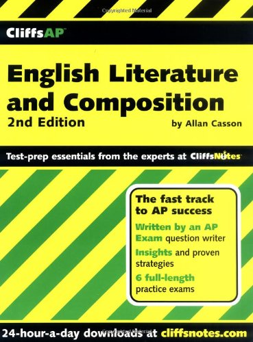 9780764586866: CliffsAP English Literature and Composition