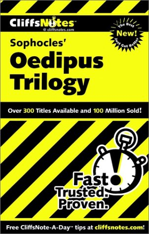 9780764586989: Notes on Sophocles' Oedipus Trilogy