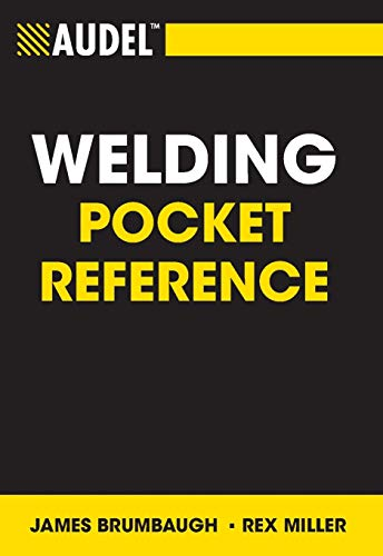 9780764588099: Audel Welding Pocket Reference