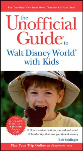 9780764588242: The Unofficial Guide to Walt Disney World with Kids (Unofficial Guides)
