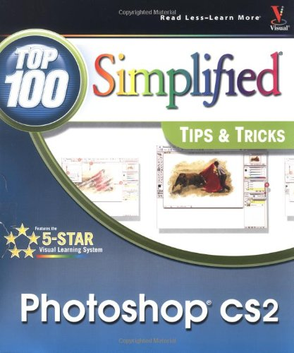 9780764588419: Photoshop CS2: Top 100 Simplified Tips & Tricks