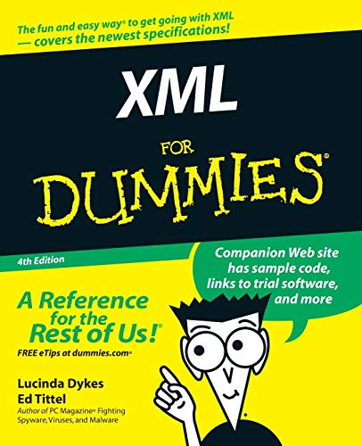 9780764588457: XML For Dummies