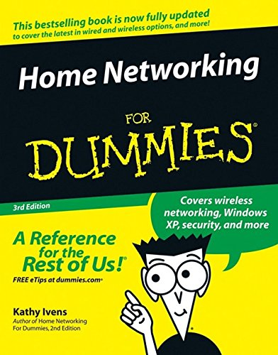 9780764588495: Home Networking For Dummies