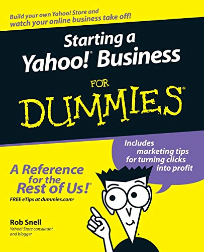 9780764588730: Starting a Yahoo! Business for Dummies