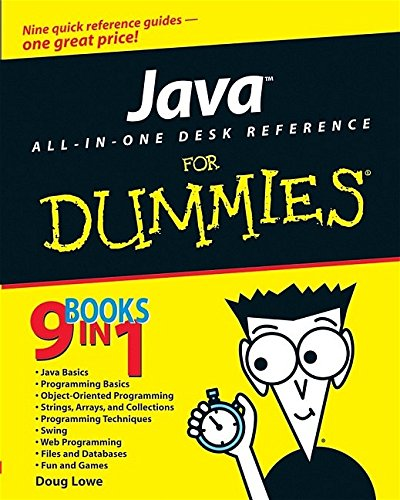 9780764589614: Java All-In-One Desk Reference For Dummies