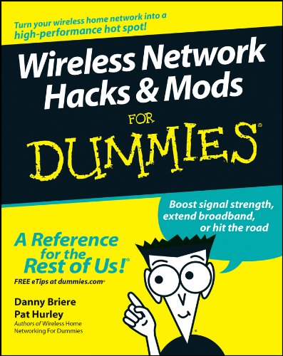9780764595837: Wireless Network Hacks and Mods For Dummies