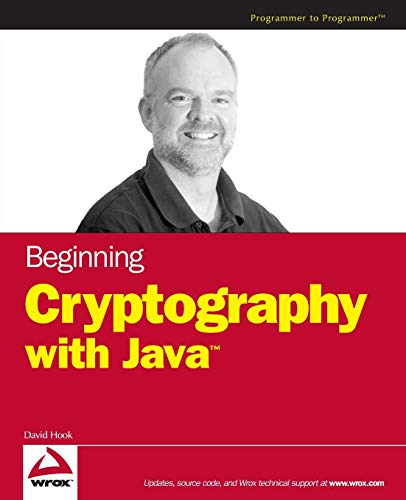 9780764596339: Beginning Cryptography with Java