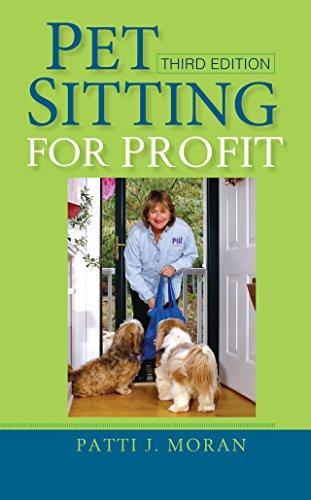 9780764596353: Pet Sitting for Profit