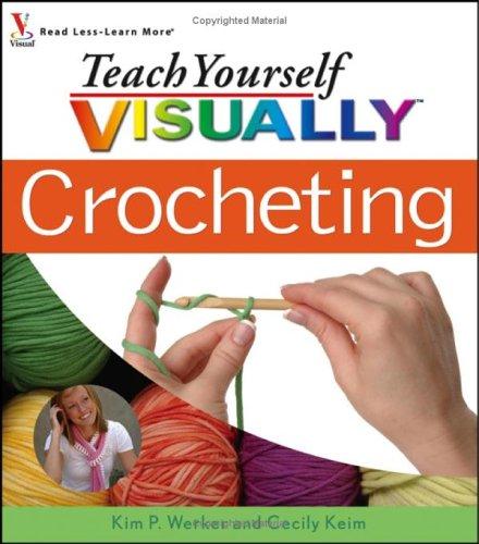 9780764596414: Teach Yourself Visually Crocheting