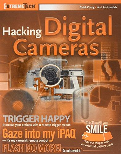 9780764596513: Hacking Digital Cameras (ExtremeTech)