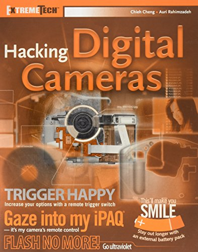 9780764596513: Hacking Digital Cameras