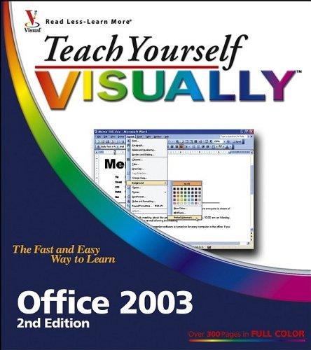 9780764596872: Teach Yourself VISUALLY Office 2003