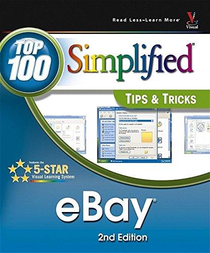 9780764597275: eBay Top 100 Simplified Tips & Tricks (Top 100 Simplified Tips & Tricks)