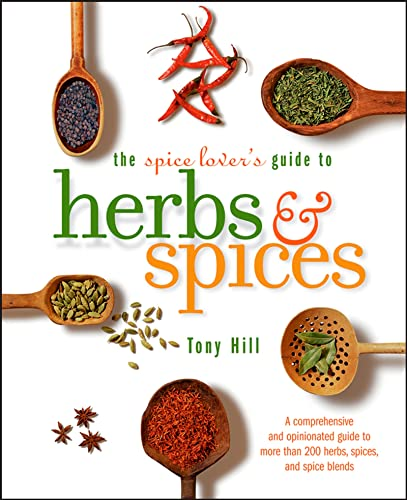 9780764597398: The Spice Lover's Guide to Herbs and Spices: Seasonings for the Global Kitchen