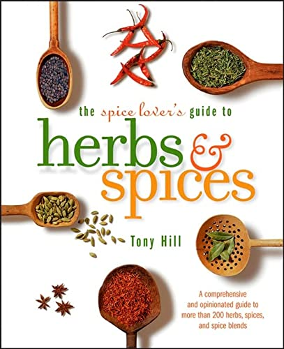 9780764597398: The Spice Lover's Guide to Herbs and Spices