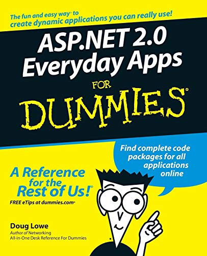 9780764597763: ASP.NET 2.0 Everyday Apps For Dummies