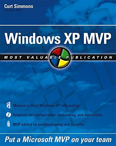 9780764597862: Windows XP MVP